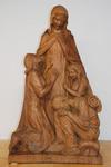 Holzskulptur aus St. Hedwig Essen