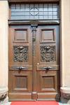 Eingangsportal Haus Goldschmieding Castrop-Rauxel